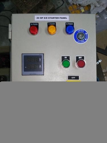 20HP DOL Starter Panel