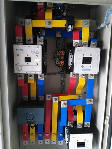 270 Hp Motor Starter Control Panel