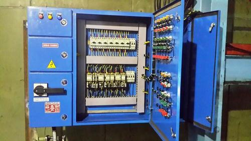 7 DOL Motor Starter Panel