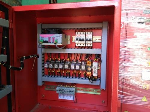 Auto Start Generator Control Panel