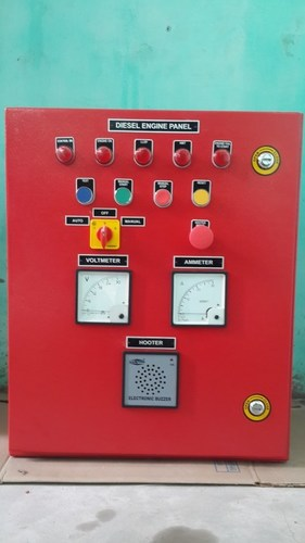 Diesel Engine Electric Control Panel in  Kumaran Nagar