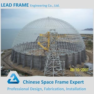 Prefabricated Steel Dome Roof