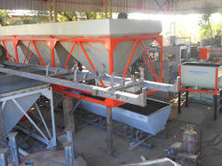 Automatic Material Batching System