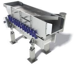 Industrial SS Belt Conveyor