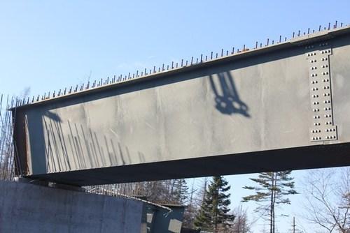 Steel Bridge Girders
