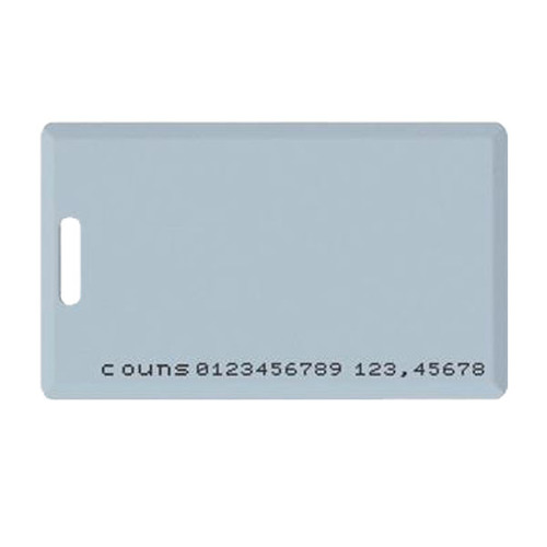 Thick Proximity Cards Application: Access Control