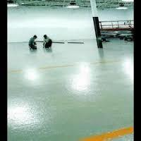 Floor Epoxy Coating Services in   GIDC
