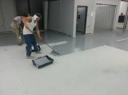 Industrial Epoxy Coating Services