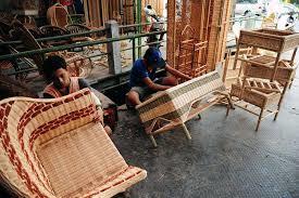 Rattan Wood Chair