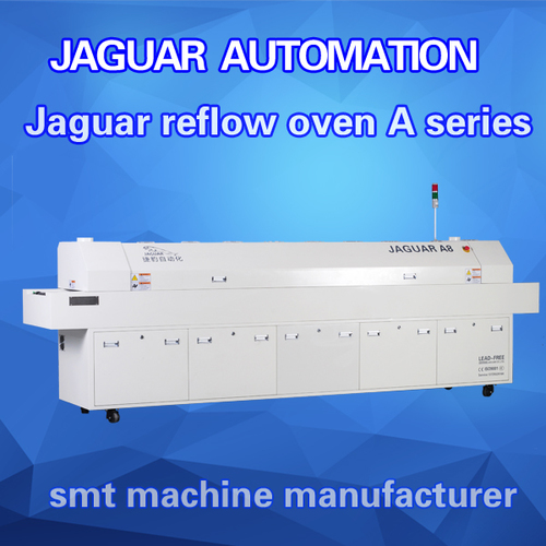 SMT Eight Heating Zone Reflow Oven For LED factory