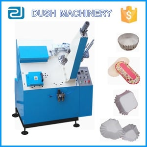 JDGT-A Full Automatic Paper Cake Tray Forming Machine