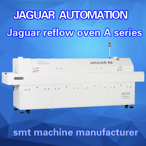 Low Cost Motherboard Reflow Oven For SMT Factory
