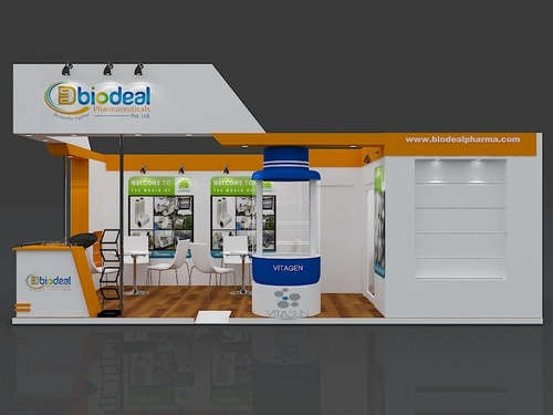 Exhibition Stall In Borivali : Professional exhibition stall designing services in