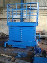 Car Lifting Scissor Lifts
