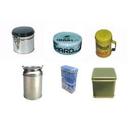 Tea Tin Containers in  Rajouri Garden