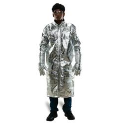 Alumunised Coat