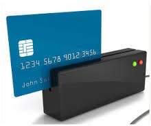 Corporate Magnetic Cards Reader