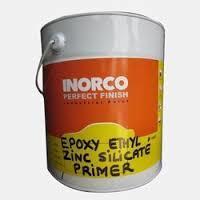 Ethyle Zinc Silicate Primer