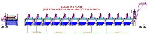 Fabric Bleaching Plant in  Sachin