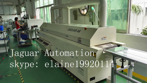 Reliable Hot Air Reflow Oven For LED Tube Assembly