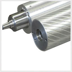 Aluminium Roller For Printing Machine
