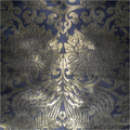 Golden Brocade Fabric