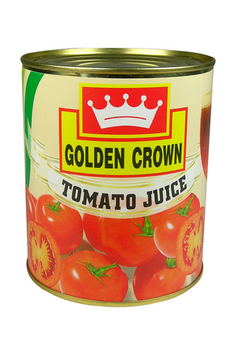 Canned Tomato Juice