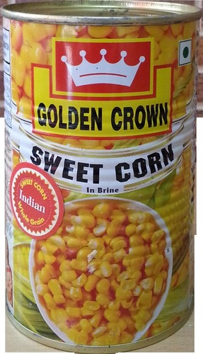 Sweet Corn Whole Grain In Brine