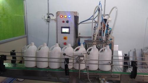 5 ltr Can Liquid Filling Machine