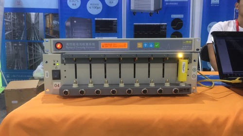 Neware 8 Channels Battery Testing System Double Range BTS