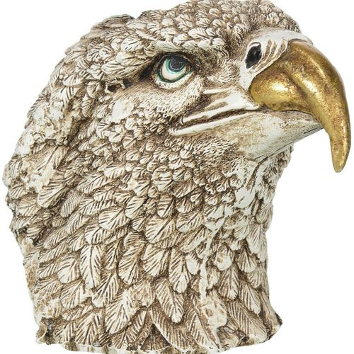 Wooden Eagle Statue