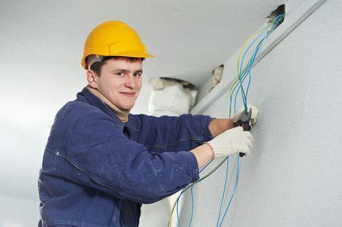 Electrical Wiring Works in , Valsad - GRISMA ENGINEERING WORKS ...