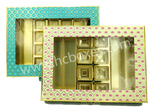 Royal Mix Chocolate And Dry Fruit Box