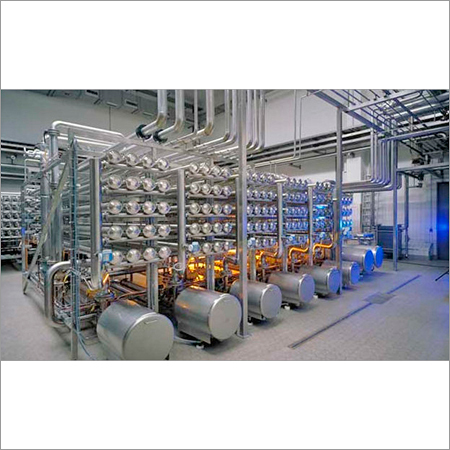 Commercial Nanofiltration Water Treatment Plant