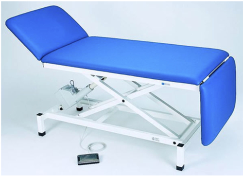 Electric Patient Examination Couch