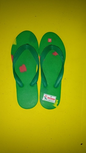 Light Weight Daily Use Rubber Chappal