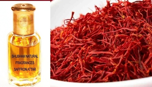 Pure Saffron Oil