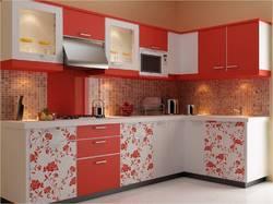 Attractive Design Modular Kitchen