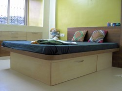 Beds With Side Storage
