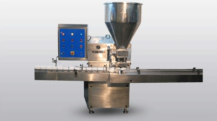 Automatic 2 Head Cream Filling Machine Jet-Cf90