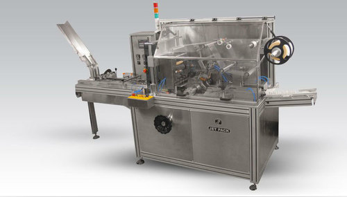 Automatic High Speed Carton Over Wrapping Machine (Jet-100 Ow)
