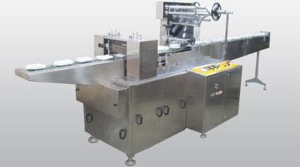 Automatic Horizontal Flow Wrapping Machine Centre Seal Type