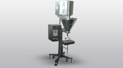 Semi Automatic Single Head Powder Filling Machine Jet-Pf30-Ph