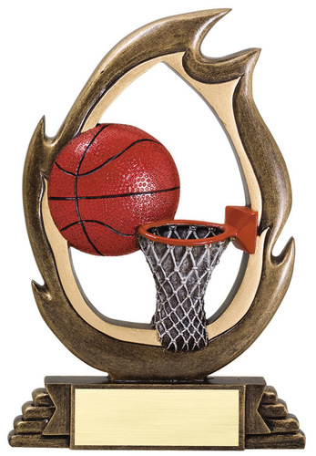 Best Wooden Basketball Trophies
