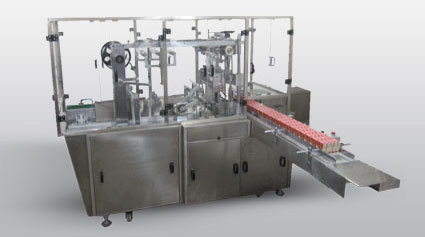 Automatic Bundling And Over Wrapping Machine