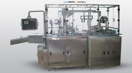 Automatic Collating And Over Wrapping Machine