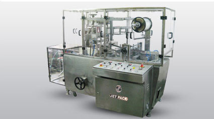 Automatic Collating And Over Wrapping Machine Jet-Cowr