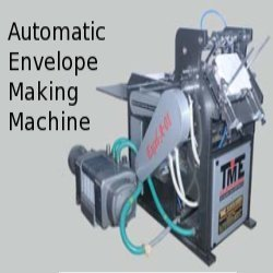 Automatic Envelope Making Machines in  Makarpura (Vdr)
