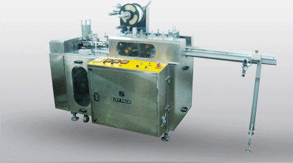 Automatic Flow Wrapping Machine Horizontal 4 Side Seal