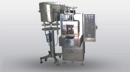 Automatic Vertical Flow Wrapping Machine Centre Seal Type
